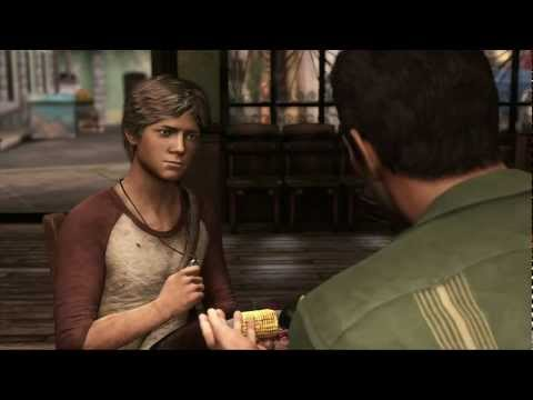 Uncharted 3: Drake's Deception | All Cutscenes