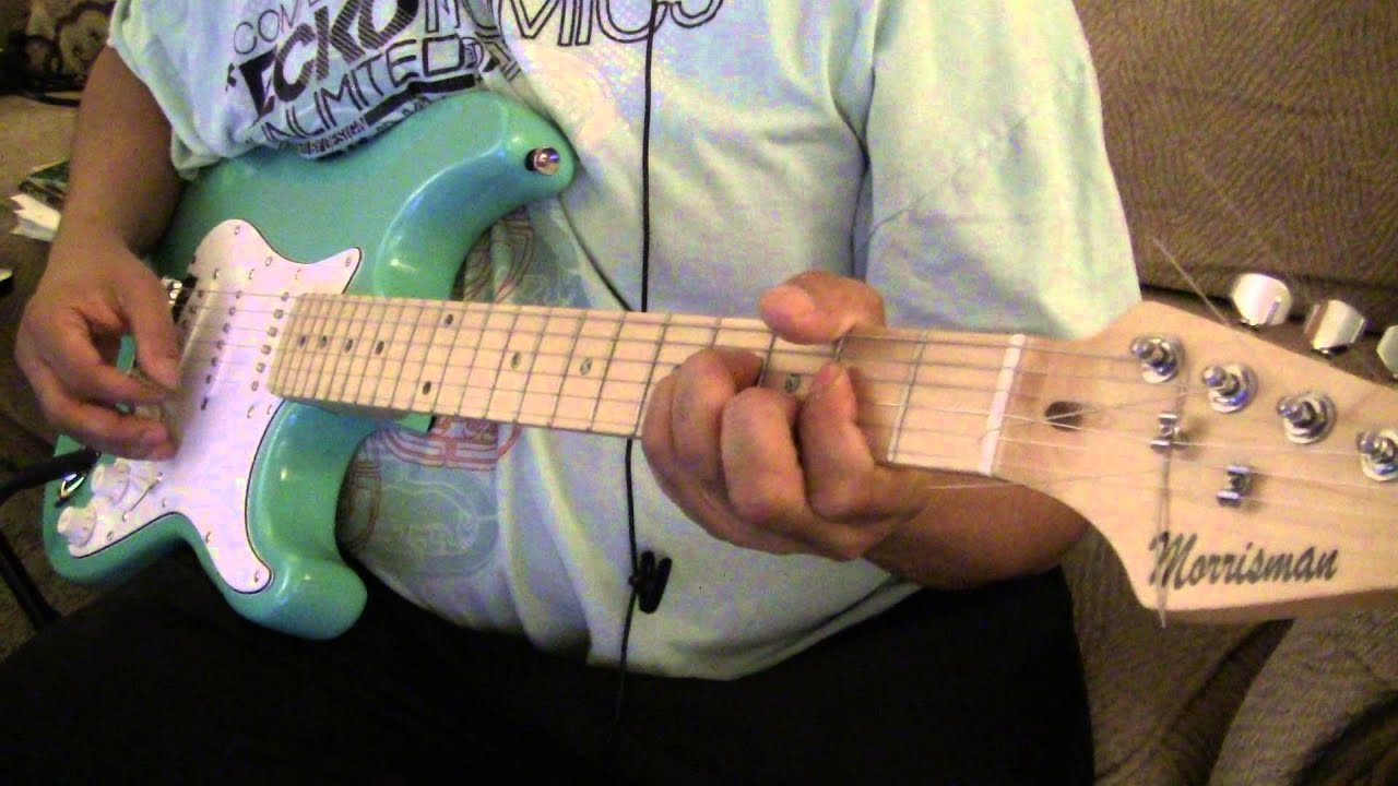 Id Rather Go Blind Etta James Guitar Cover Youtube