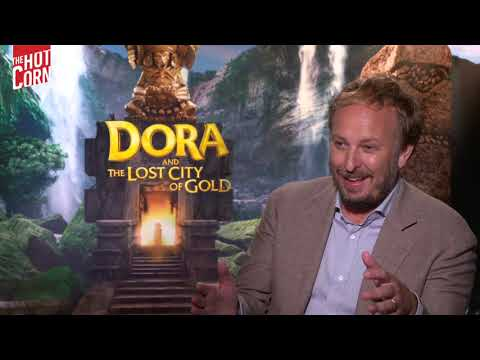 DORA AND THE LOST CITY OF GOLD | James Bobin Interview | HOT CORN