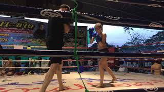Тайланд. Одной левой бокс.