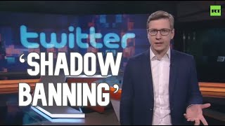 Twitter's new service terms raise fears of 'shadow bans' online