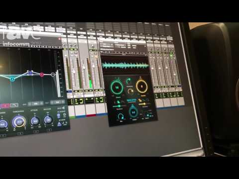 InfoComm 2017: Waves Audio Reveals F6 Floating-Band Dynamic EQ, Smack Attack Transient Shaper