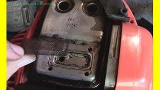 Мотокоса потеря мощности(Короткое видео о проблеме с мотокосой. Не панацея но один из вариантов решение проблемы. Пропорцию масла..., 2014-09-11T19:35:54.000Z)