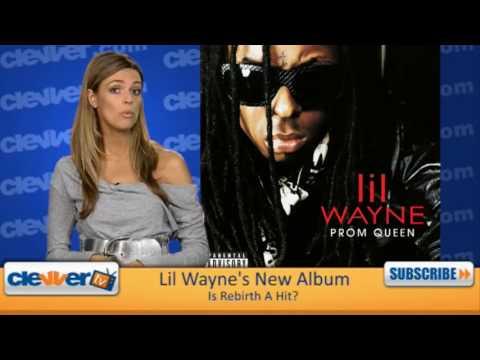 Lil Wayne Album Cover Rebirth