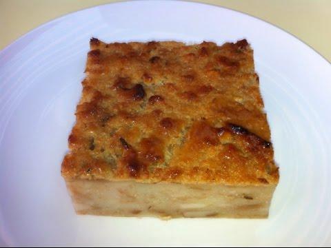 colegiales o budín de pan,  fácil y económico de hacer Maria Daniela