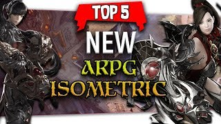 "💰 5 New ""Isometric ARPG"" That Look Worth Looting!  Get Ready To Grind!"