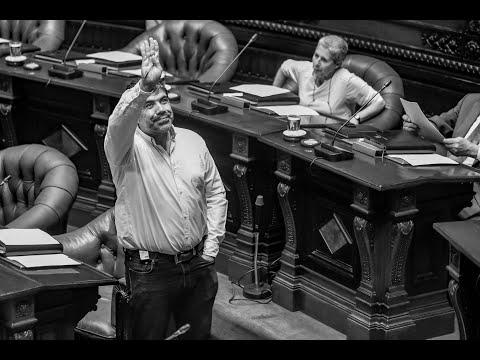 Andrade sobre la #LUC - Intervención completa en Senado