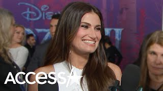 Idina Menzel Gushes Over Husband: 'I'm Remarried To The Man Of My Dreams'