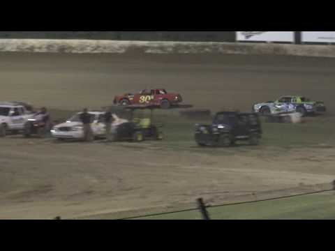 Florence Speedway | 7/15/17 | Phoenix Comfort Systems Pure Stocks | Feature