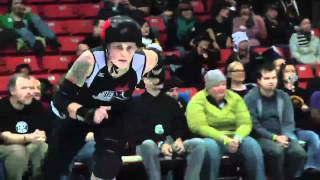 Roller Derby - WFTDA Championship 2010: Saturday Pt 1