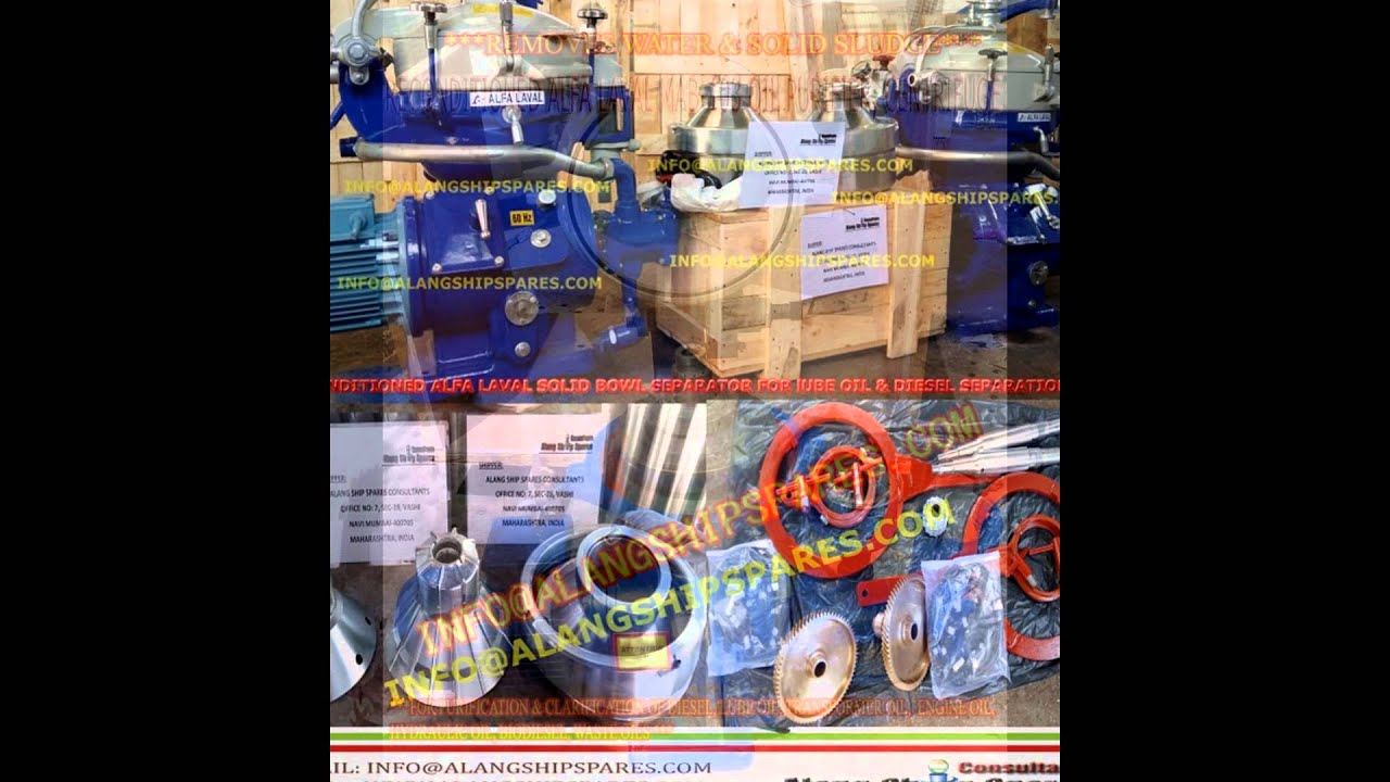 alfa laval oil purifier oil separator mab 103 mab 206 youtube rh youtube com Alfa Laval Richmond VA alfa laval whpx 407 manual
