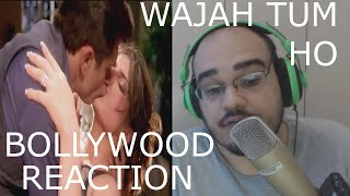 YOUTUBER REACTION / REACTS TO BOLLYWOOD SONGS WAJAH TUM HO - MOVIES HATE STORY 3 VIDEO SONG T-SERIES