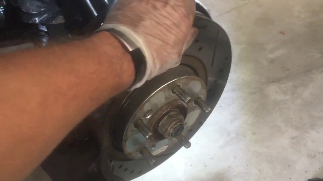 Scraping Wheel Noise Quick Fix - Sound After Brake or Rotor Work