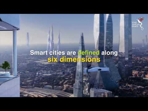 .東南亞十大智慧城市⋯⋯看了就知道台灣多久沒進步了