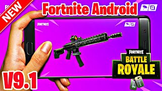 Fortnite Android V9.1 Mod APK Working | GPU/VPN Error Fix | Download Link in Description | GWA