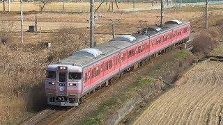 【走行動画】JR四国113系団体列車