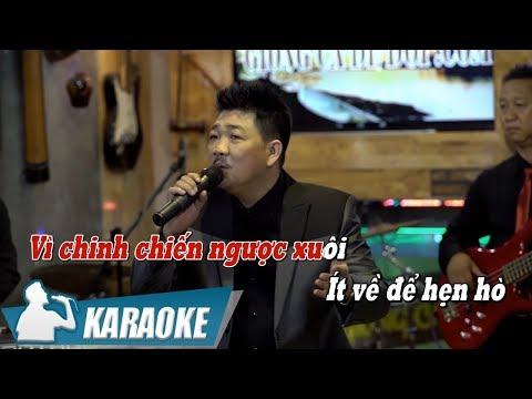 [KARAOKE] Lính Xa Nhà - Tài Nguyễn