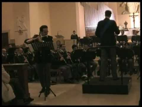 A Lindisfarne Rhapsody for Flute and Concert Band - P.Sparke