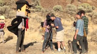 A Fistful of Gun Launch Trailer - Behind the Scenes