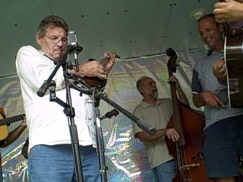 Local Boy makes good...w his banjo idol Lilly... Randy sings