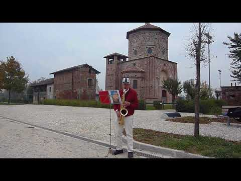 AS  TIME  GOES  BY, Herman Hupfeld 1931. Tenor Sax Giovanni Vianini, Italia.
