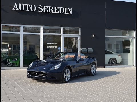 Ferrari CALIFORNIA F1 by Auto Seredin Germany