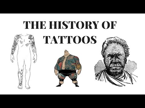 The History of Tattoos in 3 Minutes