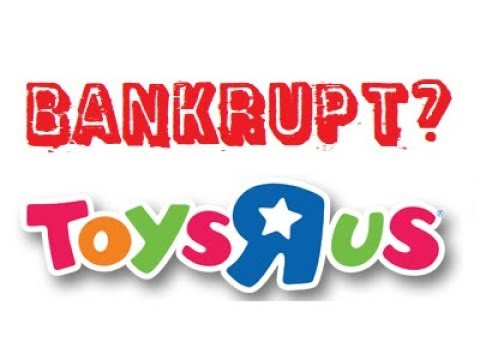 Spicy News: Toys R Us Bankruptcy Fiasco?