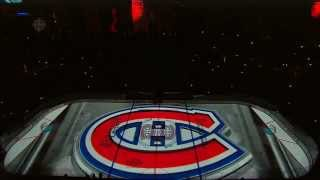 Montreal Canadiens PreGame Show  Stanley Cup Playoffs 2014