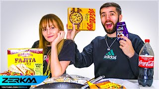 MUKBANG WITH MY GIRLFRIEND