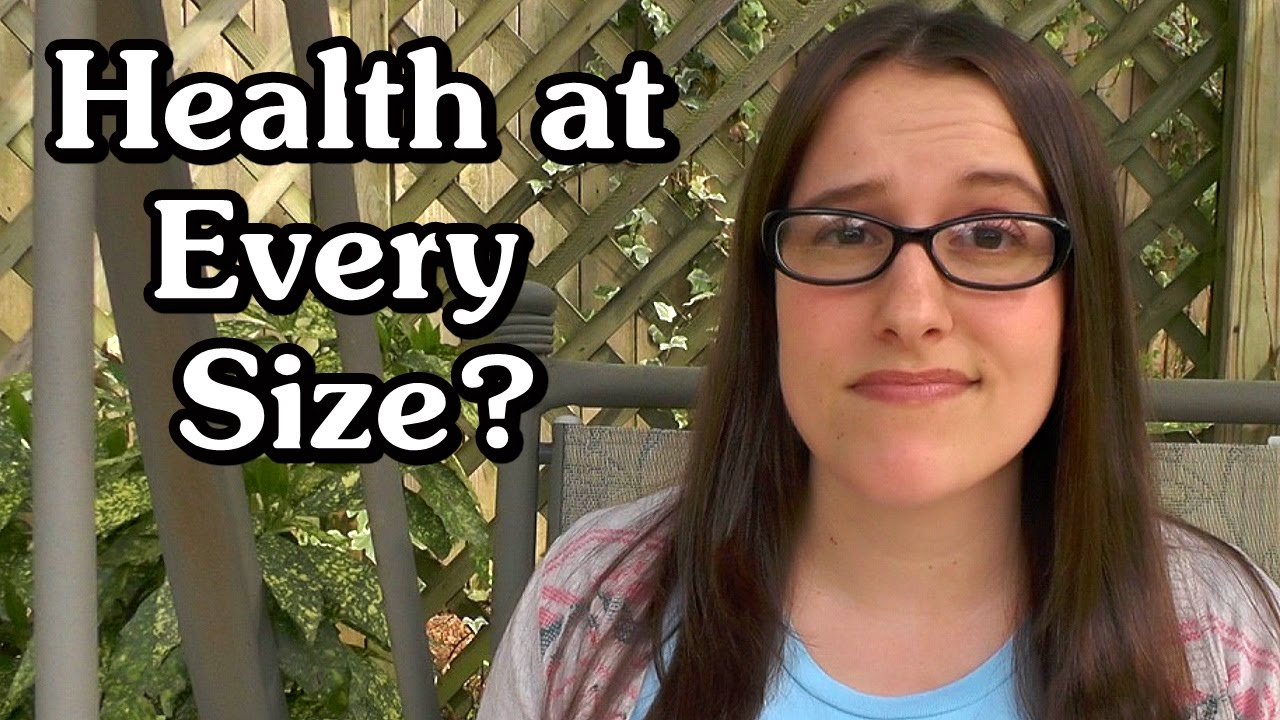 Health at Every Size? A Critique of the Fat Acceptance ...