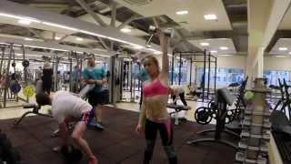 Тренировка по CrossFit 04.09.2014