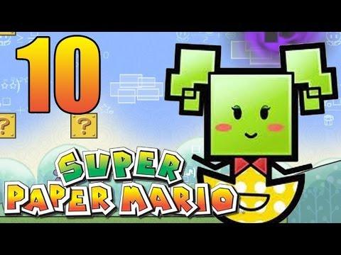 Super Paper Mario (Blind) -10- SLAVE LABOR