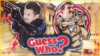 GUESS WHO? w CS:GO | IZAK & ROJO
