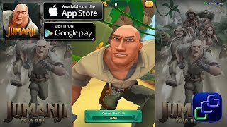 Jumanji: Epic Run Android iOS Gameplay