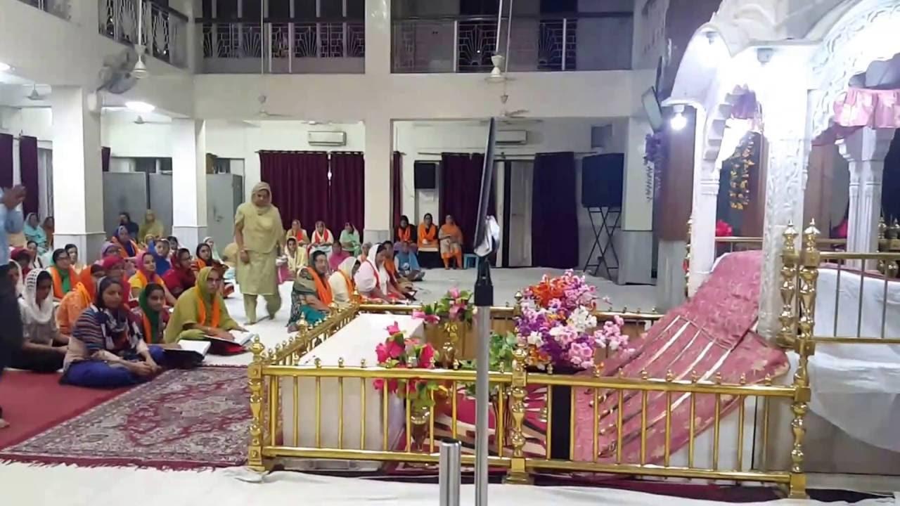 Sukhmani Sahib santhya (with meaning) By Nishan Singh ji