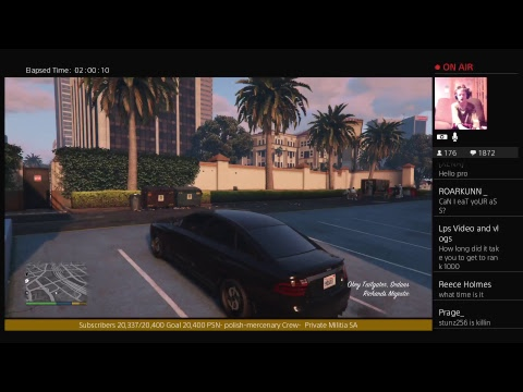 GTA Late Stream Grind for doomsday  12/12/17 Helping Subs