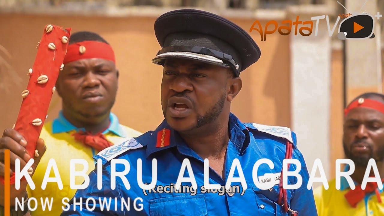 Download Kabiru Alagbara Latest Yoruba Movie 2021 Drama Starring Odunlade Adekola | Olayemi Jimoh | Sanyeri