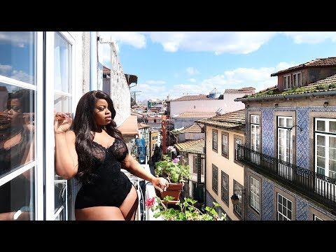 VLOG | Travel With Me To Porto Portugal | Edee Beau