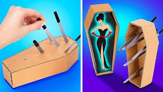 Magic Crafts For Real Magicians || DIY Magic Crafts To Amaze Your Friends