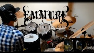 Emmure we were just kid- Drum Cover HD