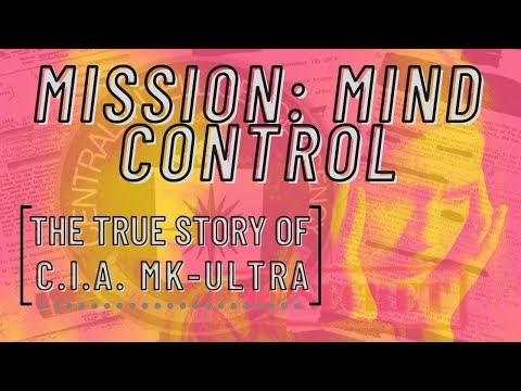 LSD, Magic Mushrooms & CIA Mind Control Experiments! Documentary Video [FULL]