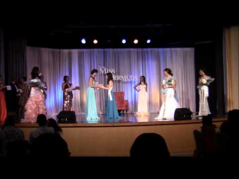 Rochelle Minors Wins 2012 Miss Bermuda Pageant