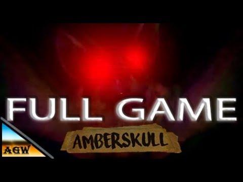 Amberskull Full Game Walkthrough Gameplay \u0026 Ending (No Commentary) (Horror Game 2018)