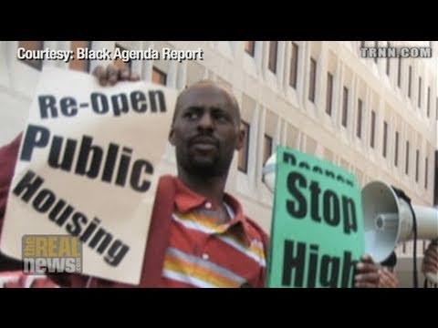 New Orleans: Rebuilding on People's Bones