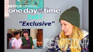 """One Day At A Time 2x07 """"Exclusive"""" Reaction!"""