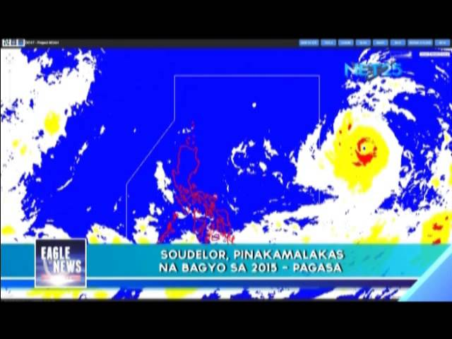 PAGASA warns against strongest typhoon in the world