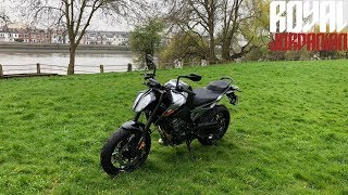 Ktm 790 Duke - Walk Around And Start