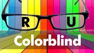 color blind test - r u color blind