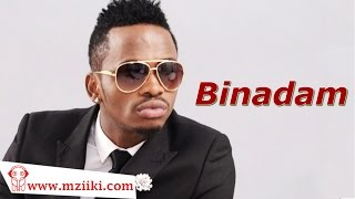 "Diamond Platnumz ""Binadam"" (Official HQ Audio Song)"
